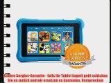 Fire HD 6 Kids Edition 152 cm (6 Zoll) HD-Display WLAN 16GB Blau Kindgerechte Schutzh?lle