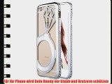 Vandot 3D 2in1 Zubeh?r Set Luxus Strass Diamant Metall Bumper Apple iPhone 6 Plus 5.5 Zoll
