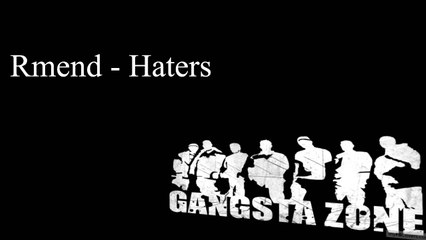 Rmend - Haters (Official Diss DurimKid OTR)  2013 New!!!!