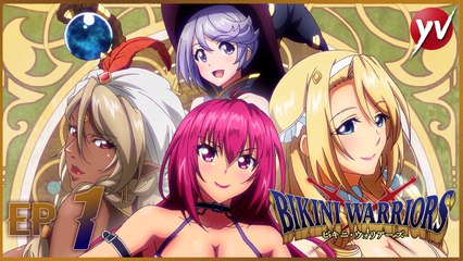Bikini Warriors - Ep. 1 Senza Censure [Sub Ita]
