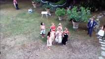 Wedding Bouquet Toss Fail | Le Lancer Du Bouquet Mariage Fail
