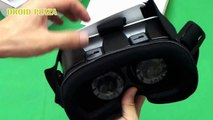 """VR Box 3D Virtual Reality VR Glasses Google Cardboard for 4.7""""~6"""" Smart Cell Phone"""