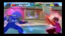 Dragon Ball Infinite World Goku VS Baby Vegeta