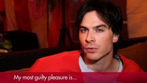 Exclusive: Ian Somerhalder Finishes Our Sentences!