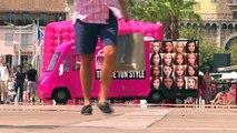 Barbie prend deux jours de vacances à Cannes