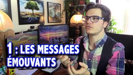 RÉCRÉ : Chris Lit Vos Messages Privés