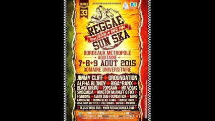Culture Roots - Consacrée au Reggae Sun Ska Festival