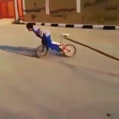 Impossible Cycling