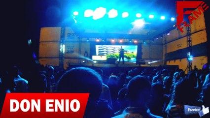 Don Enio & D.j S!X - DURRSI Big City (Live ne''OPEN PORT'' 25-05-2013) Official Video