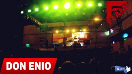 Don Enio & D.j S!X - Albania (Live ne''OPEN PORT'' 26-05-2013) Official Video
