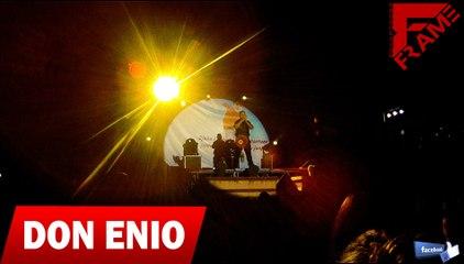 Don Enio & D.j S!X - AlbAniA (Live ne''QYTET STUDENTI'' 07-05-2013) Official Video