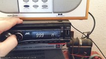 French FM Radio Tropo Radio Stations Band Scan 16h June 2015 Clacton Essex DX