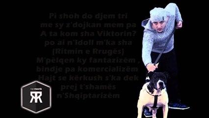 Mc Qoppa Fama e Rruges (Official Lyric Video)