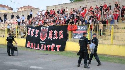Ballistet -  Bregallnica  vs  SHKËNDIJA (11  8  2013) 06