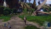 Scalebound Gameplay Demo - 5 Minutes of Scalebound Gameplay From Gamescom 2015