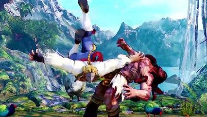 Street Fighter V  Vega Reveal Trailer de Street Fighter V