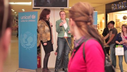 UNICEF at Albi MALL