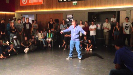Hiti King -Lets kill the flow Popping Battle/Switzerland October