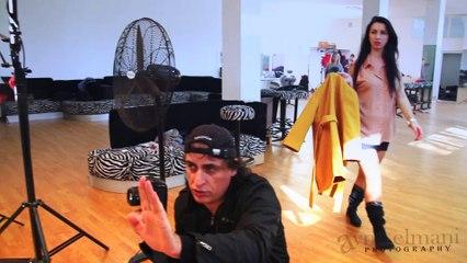 Avni Selmani Photoshooting: Blero, Teuta & Tara. -  MINIMAX Shoping Center