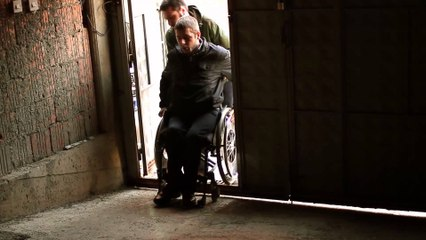NO RESTRICTION-PA KUFIZIME episode 1-LIFE IN THE WHEELCHAIR