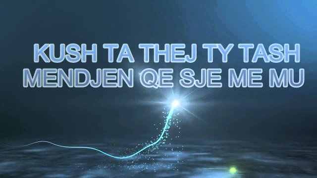 Fitim Tahiri - Dashuria e Par  ( Official Video Lyrics) - 2014