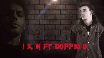 JKN Ft Doppio O - Po Keshim ( Official Lyrics Video )