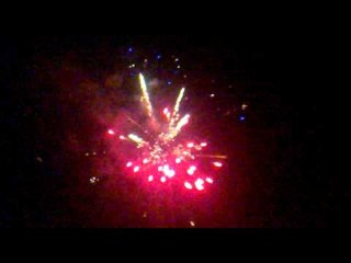 show of fireworks 2014