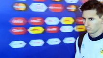 Barça - Martino défend Messi face aux critiques