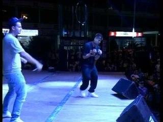 MC Stobs ft Mallakasterioti MK1 - Faleminderit (Koncert ne qytetin e Fierit)