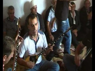 Agim Boka ne  dasem n jezerc 2012 kanga kundrat e zeza