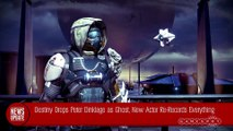 Destiny Drops Peter Dinklage as Ghost - GS News Update