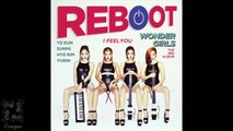Wonder Girls (원더걸스) - One Black Night [REBOOT]