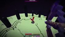 Minecraft 19 Snapshot - NEW ENDER DRAGON BOSS FIGHT ARROWS  END DUNGEONS
