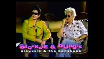 SIOUXSIE & THE BANSHEES – Siouxsie & Budgie i/v ('Request Video' show, L.A. KDOC-TV, USA , Dec 1991)