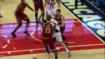 LeBron James Full Highlights 2014.10.31 at Bulls - 36 Pts, 8 Rebs, 4 Assists, Clutch in OT!