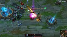 Thế giới LOL: ZeD Montage #3   Best Zed Plays of 2015   ZeD Or AFK