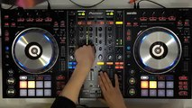 Pioneer DDJ SZ  EDM House mix DJ Karim Mansar