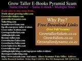 Grow Taller 4 Idiots grow taller 4 idiots review