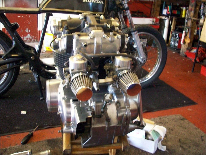 Honda CB500T cafe racer *NOW FOR SALE*