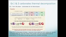 Properties/reactions of Group 2 elements and compounds (Acid/base Titration)