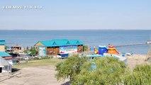 Отдых в Ейске. Отдых с детьми. Детский пляж.