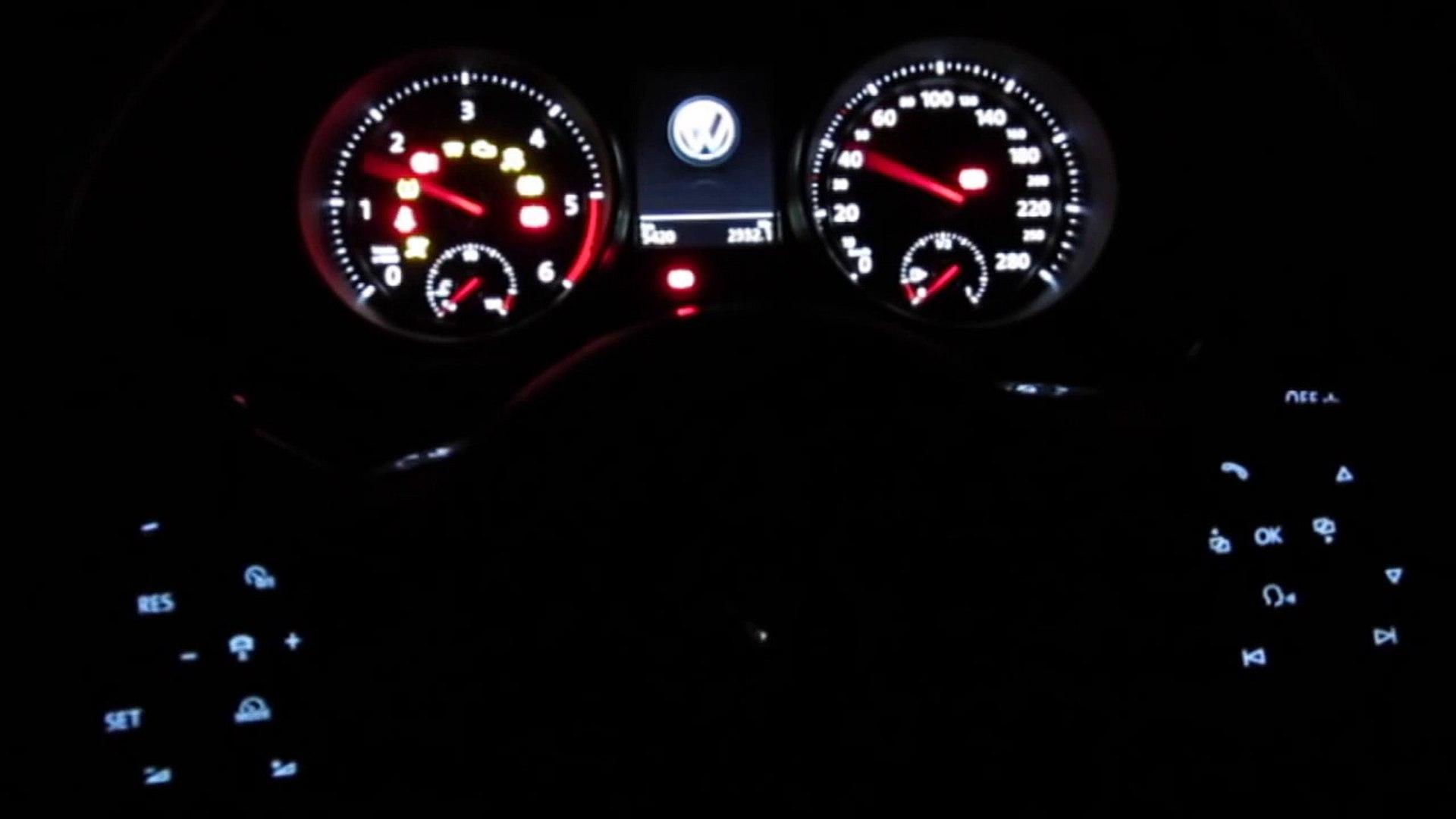 Dla Dynamic Light Assist Vw Golf Vii Gtd Mk7 Testdrive