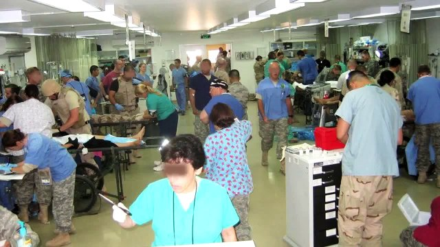 Air Force Pediatric Surgeon Saves Iraqi Children