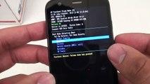 Remove Pattern Password of Motorola XT 1022 By Hard Reset