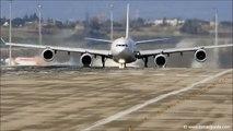 Airbus A340-600 IBERIA Take Off (720p)