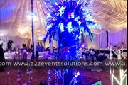 Walima, Barat Wedding's Setups designed by Best Pakistani Weddings Planners A2Z Events Solutions