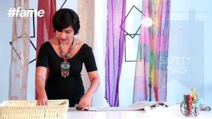 How to Make DIY Lace Slacks   #LakmeSchoolofStyle
