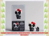 Tribe FD005403 Hello Kitty KISS Pendrive Figur 8 GB Speicherstick Lustig USB Flash Drive 2.0