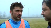 David Villa ~ New York City FC Training 4/10/15