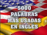 VOCABULARIO MAS USADO EN INGLÉS ESPAÑOL- PRONUNCIACIÓN - PERSONAL INFORMATION -SPANISH-ENGLISH.